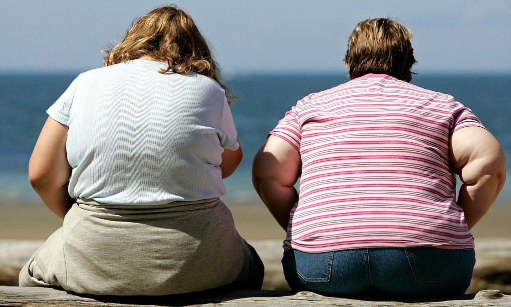 толстые женщины