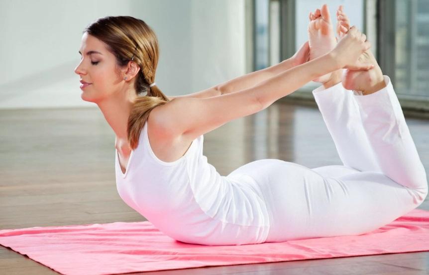 упражнение для подтяжки груди