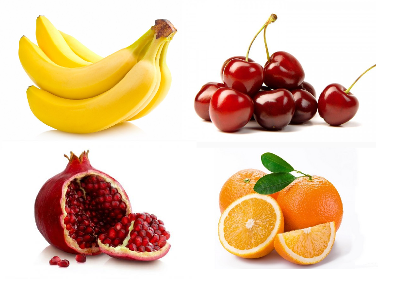 фрукты ягоды для потенции