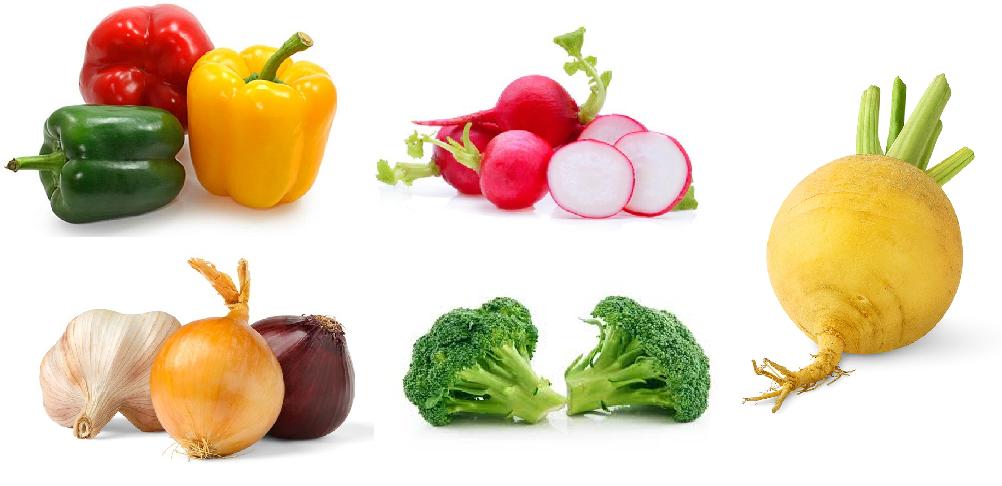 овощи зелень для потенции