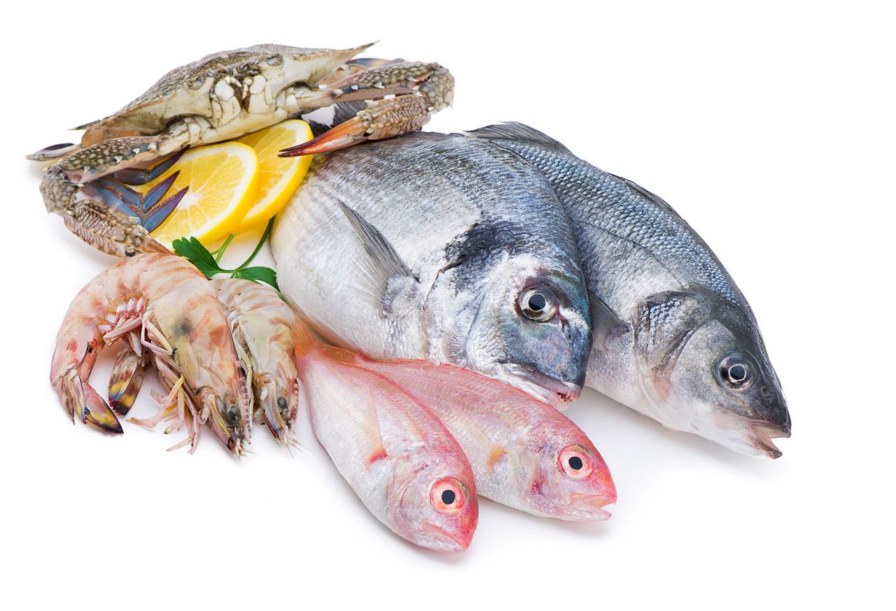рыба морепродукты для потенции