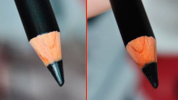 Зачем греть карандаш для глаз