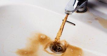 нельзя пить воду из-под крана