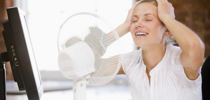 кондиционер из вентилятора