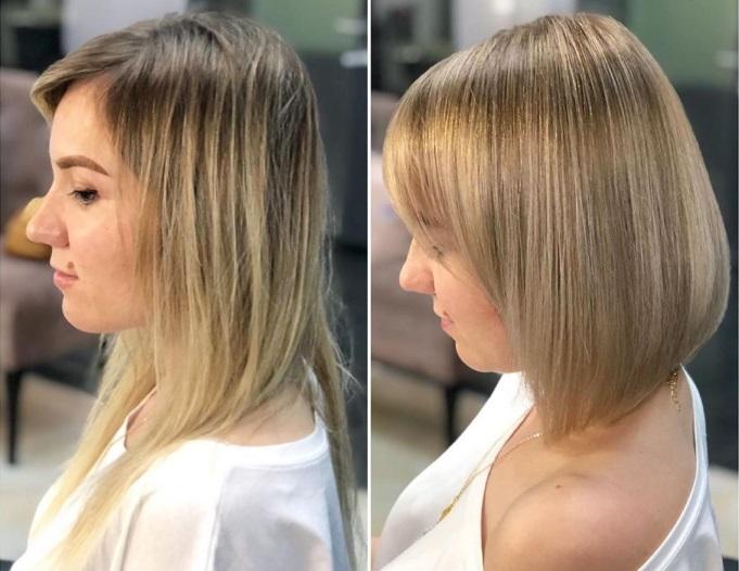 придать объем волосам
