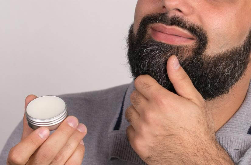 воск для укладки бороды