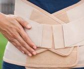 Обзор бандажей: при беременности, после операции, для осанки и другие