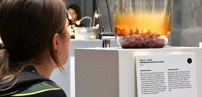 Музей отвратительной еды в Швеции