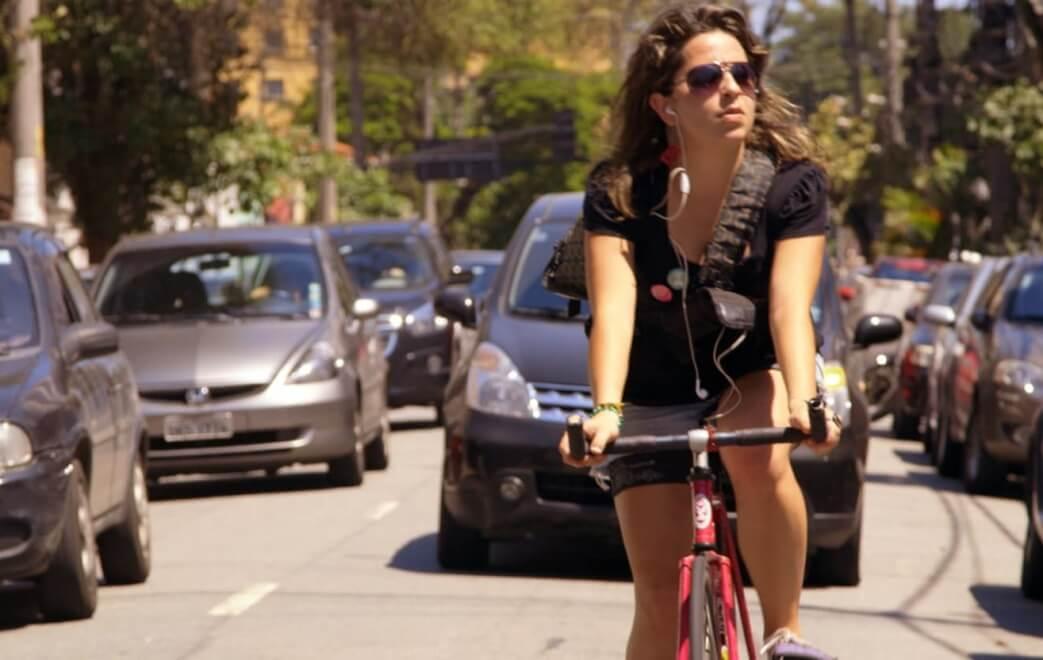 велосипеды против машин