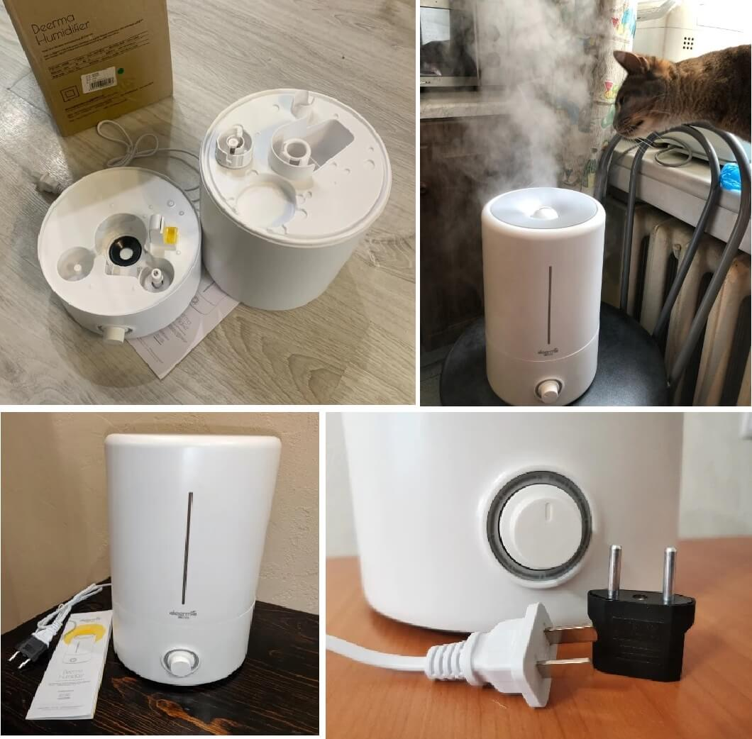 дешевый качественный увлажнитель воздуха