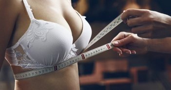 увеличить грудь в домашних условиях