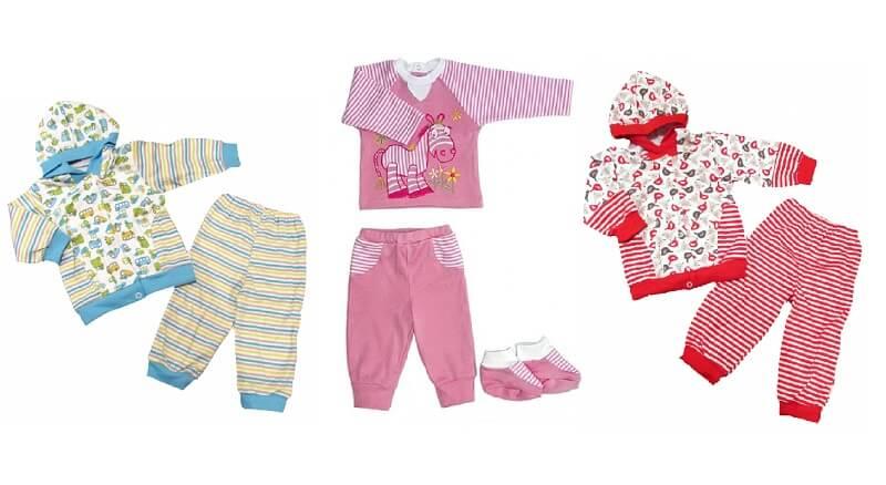 Кофты и штанишки для новорожденного