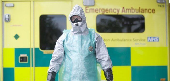 Заражение вирусом Эбола